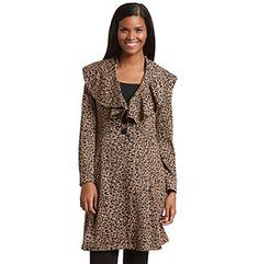 Fever™ Cheetah Jacket  at www.bonton.com