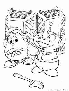 Toy Story coloring page, disney coloring pages, color plate, coloring sheet,printable coloring picture Toy Story Coloring Pages, Owl Coloring Pages, Disney Coloring Pages, Christmas Coloring Pages, Free Printable Coloring Pages, Coloring Pages For Kids, Coloring Sheets, Coloring Books, Desenho Toy Story