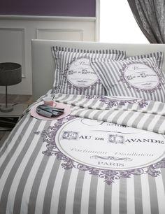 linge de lit noir et blanc salla collection deco 2016 pinterest. Black Bedroom Furniture Sets. Home Design Ideas