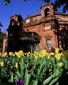 Heidelberg Kongresshaus - Mediathek - Bilder - Eingangs Kongresshaus