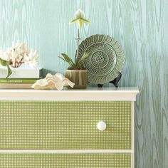 Textured Wall Painting Ideas and Techniques: From Faux Wood to Linen Effects (image by Home Depot)
