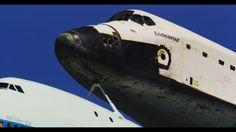 Sept. 21, 2012 - Last Flight of Space Shuttle Endeavour