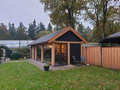 Douglas Tuinkamer Maasbommel 570 Garden Cabins, Granny Flat, Garden Office, Pavilion, Pergola, Shed, Studio, House Styles, Home Decor