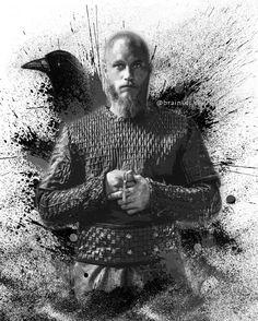 #travisfimmel #ragnar #ragnarlothbrok #Viking #Vikings #historyvikings