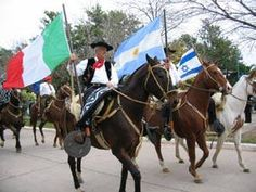 JEWISH COWBOYS IN ARGENTINA: LOS GAUCHOS JUDIOS. Read more about gauchos and Jewish immigrants in my memoir: http://www.amazon.com/With-Love-The-Argentina-Family/dp/1478205458