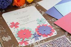 diy_wedding_invitation_colour_pop_spring_sizzix_flower_design_purple_pink_green_pearls_imagine