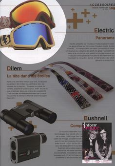 Inform'Optique - French Magazine - EG2, EGB2 - Nov12