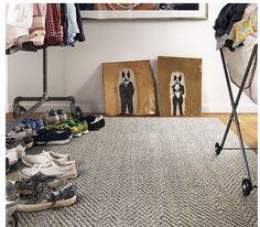Wishlist For Front Living Room: FLOR Modular Carpet