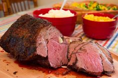 How to Roast a Top Sirloin Beef Roast-7 (tried! worked out really well)