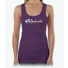 Peanuts: King Of Naps Fathers Day Ladies Triblend Racerback Tank