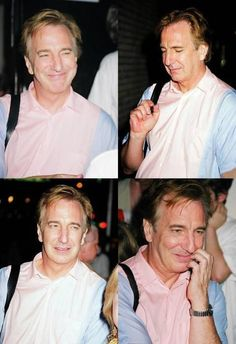 "Alan - 2001 - ""Private Lives"" stage door ... autographing."