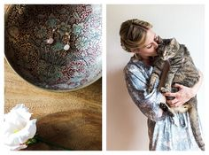 Getting Ready, Wedding, Cat, Accessoires, Bridal, Photo by www.daniela-porwol.de Tapestry, Bridal, Cats, Wedding, Home Decor, Bielefeld, Hanging Tapestry, Gatos, Casamento