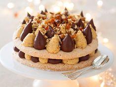 dacquoise chocolat noisettes