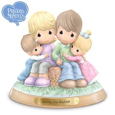 Precious Moments Loving One Another Figurine
