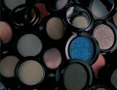 MAC Pressed Pigments for Fall 2013