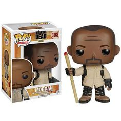 Buy The Walking Dead Morgan Pop! Vinyl Figure from Pop In A Box UK, the home of Funko Pop Vinyl subscriptions and more. Worldwide delivery available!