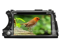 Ssangyong Kyron 2005-2013 Android Auto Radio DVD Player with GPS Navigation Wifi 3G Digital TV RDS CAN Bus