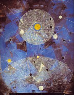Max Ernst, Configuration, 1974.