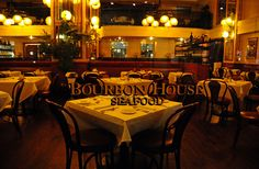 Bourbon House Seafood - New Orleans