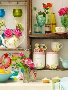 Los mundos de Alisia / Ya es primavera... en tu cocina!