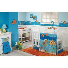 Disney Baby - Finding Nemo 4 Piece Crib Set - MY FAVORITE