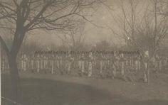BU-F-01073-1-08756 Primul război mondial. Cimitirul eroilor căzuţi. Oneşti, 1917.11.16 (niv.Document) Wwi, First World, Romania, World War, Outdoor, Outdoors, Outdoor Games, Outdoor Living