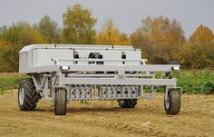 This Weed-Destroying Farm Robot Is Going To Replace Farm Workers
