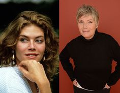 # Kelly McGillis   Kelly's breakout role was that of the Amish mother in Witness, also starring Harrison Ford, she earned herself a Golden Globe nomination for the role and then went on to star in Top Gun with Tom Cruise as flight instructor, Charlie. Kelly came out as a lesbian in 2009 and now works full time at a drug and alcohol rehab centre. At the age of 55 we highly doubt that Kelly has not used plastic surgery to keep her young. Tom Skerritt, Kelly Mcgillis, Friday Movie, Tony Scott, Tim Robbins, Golden Globe Nominations, Anthony Edwards, Alcohol Rehab, Val Kilmer
