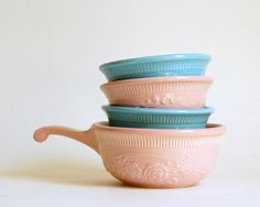 My Vesties Wish List Item - Taylor Smith Taylor Oven Serve Bowls