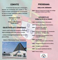 Real Associação da Beira Litoral: XXI ENCONTRO PARA HOMENAGEM NACIONAL AOS COMBATENT...