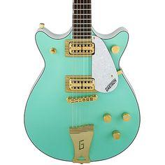 Gretsch Guitars FSR Two-Tone Electromatic Double Jet Electric Guitar