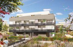 Lampertheim: Des appartements et maisons haut de gamme aux portes du Kochersberg et de Strasbourg : un investissement qualitatif et durable. Une valeur sûre !   Référence: Le Parc de Lamper SB104   #Lampertheim #IGPIMMOBILIER