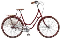 Viva Juliett 7 City Bike 28 inch Wheels Womens Bike Red 47 cm Frame -- See this great product. This is an Amazon Affiliate links.