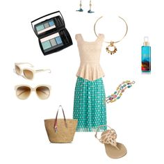 Stealing the Sunlight, created by rachael-phillips on Polyvore