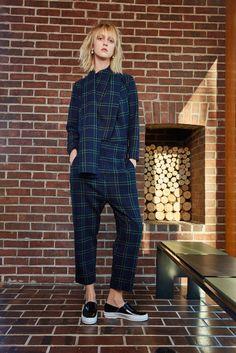Rosetta Getty Pre-Fall 2015 Fashion Show