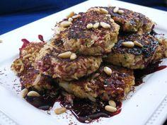 Cara's Cravings » Spiced Cauliflower Latkes