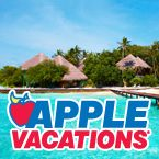Apple Vacations one of the best vacation vendors to tropical locations.