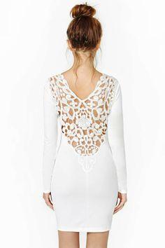 Idyll Lace Dress