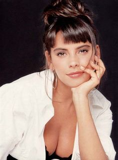 Mathilda May (born Karima Mathilda Haïm; 8 February 1965) is a French film actress. Description from pixgood.com. I searched for this on bing.com/images