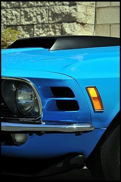 1970 Ford Mustang Boss 429 Fastback KK #2192