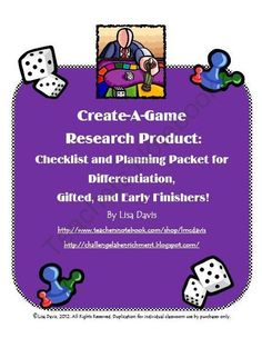 Research paper on gifted students