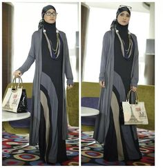 https://www.facebook.com/hijabstylesandtrends  #hijab #tudung #fashion #modest #modesty