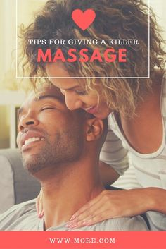 Channel your inner masseuse and become everyone's new best friend.