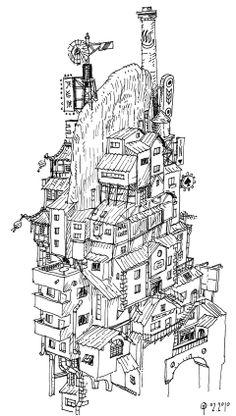 ville verticale 1