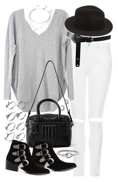 """""""Untitled #17182"""" by florencia95 ❤ liked on Polyvore featuring moda, Topshop, Wilt, ASOS, Forever 21, AllSaints, Toga e Acne Studios"""