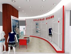 TRC started working with designer swimwear brand Orlebar Brown in 2013 to explore their Visual Merchandising strategy. The following year TRC moved on to work with the team at Orlebar Brown to design their new Retail Concept.  Here's a selection of images showing how we evolved our thinking.  #VisualMerchandising #VM #Retail #Fashion The TRC 3D team worked in partnership with the brand to develop a complete new retail concept both for owned stores and wholesale accounts.
