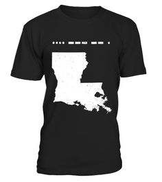 "# Morse Code Louisiana Home Tshirt Great gift idea .  Special Offer, not available in shops      Comes in a variety of styles and colours      Buy yours now before it is too late!      Secured payment via Visa / Mastercard / Amex / PayPal      How to place an order            Choose the model from the drop-down menu      Click on ""Buy it now""      Choose the size and the quantity      Add your delivery address and bank details      And that's it!      Tags: Fun tee for ham operators, CW…"