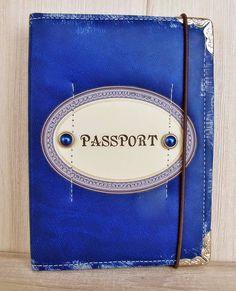 Passport cover (Обложка для паспорта)