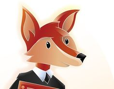 "Check out new work on my @Behance portfolio: ""Prof. Fox"" http://be.net/gallery/31949531/Prof-Fox"