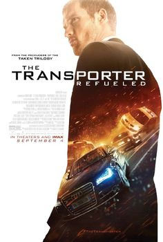 """""""The Transporter Refueled,"""" the fourth film in """"The Transporter"""" franchise, starring Ed Skrein and Ray Stevenson is now playing in theaters. Film 2015, 2015 Movies, Hd Movies, Movies Online, Movies And Tv Shows, Latest Movies, Ray Stevenson, Film D'action, Bon Film"""